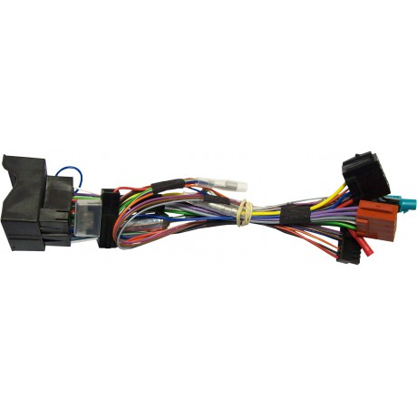 Plug&Play harness for Unico Dual - Peugeot