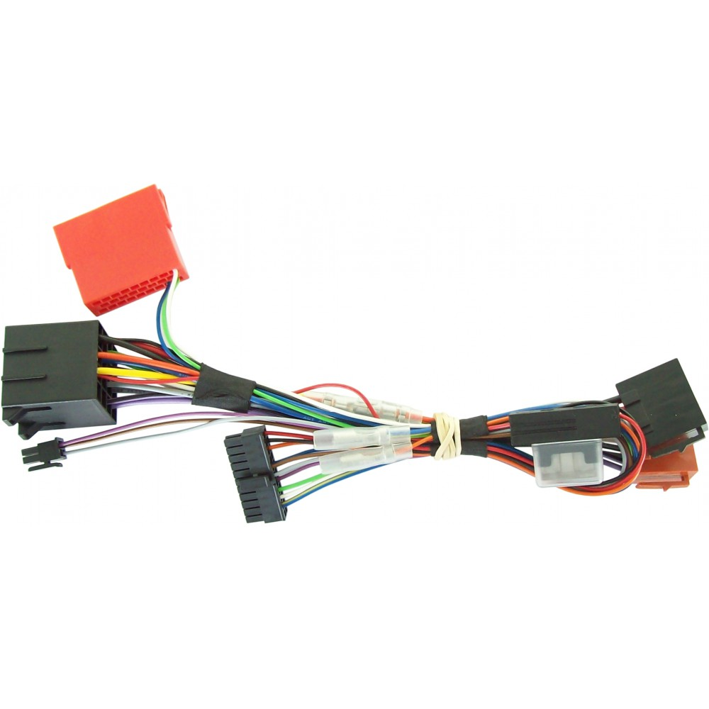 Plug&Play harness for Unico Dual - Renault