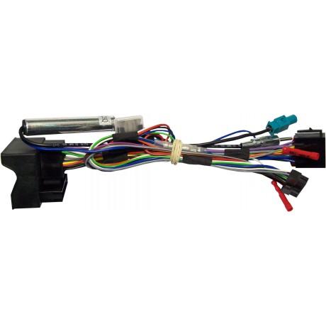 Plug&Play harness for Unico Dual - Renault II