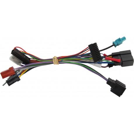 Plug&Play harness for Unico Dual 1C - Saab