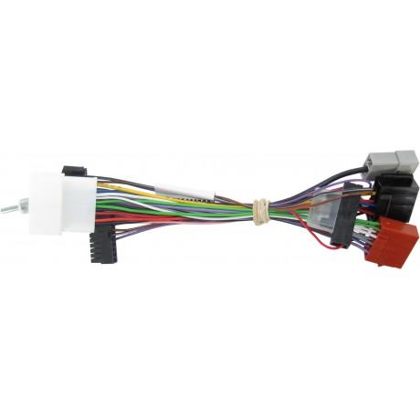 Plug&Play harness for Unico Dual - Subaru