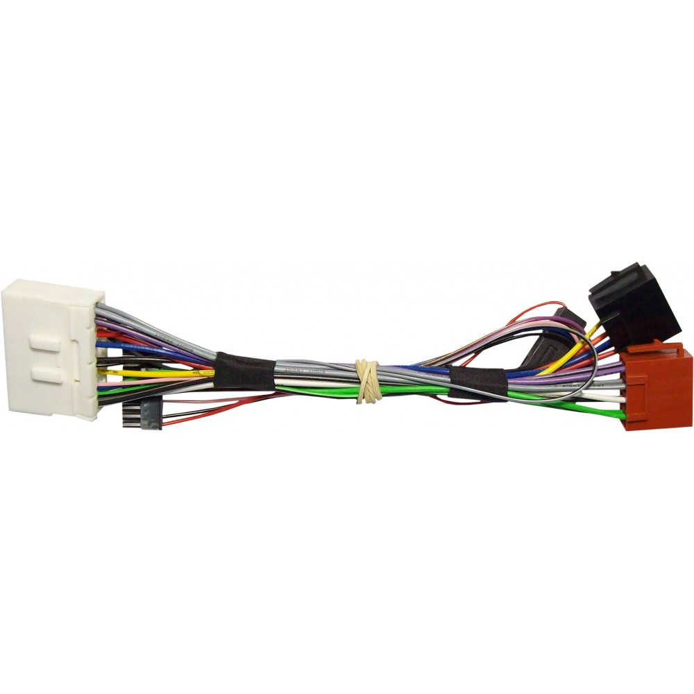 Plug&Play harness for Unico Dual - SsangYong
