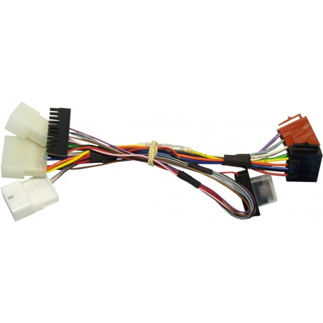 Cablaggio Plug&Play per Unico Dual - Toyota