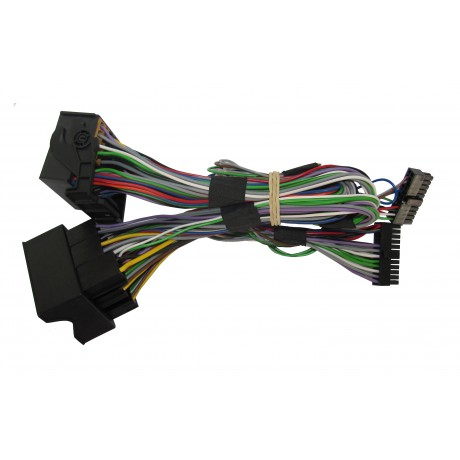 Plug&Play harness for CONVERSO MUTE interface - Audi