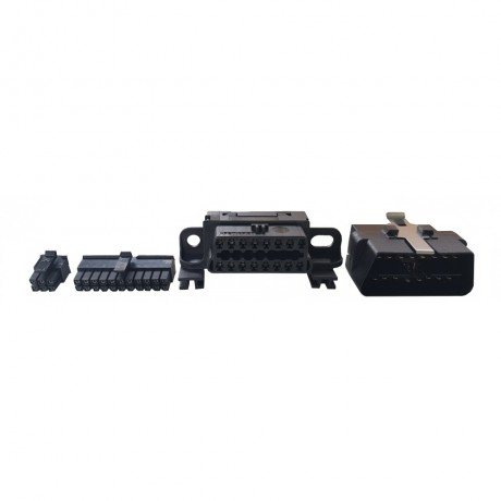 Plug&Play harness for Firewall OBD2 - Bmw