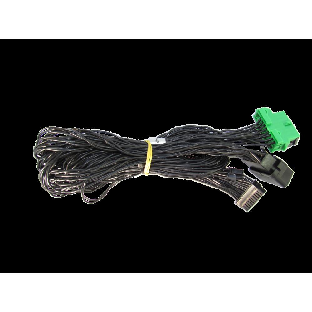 Plug&Play harness for Firewall OBD2 - Peugeot