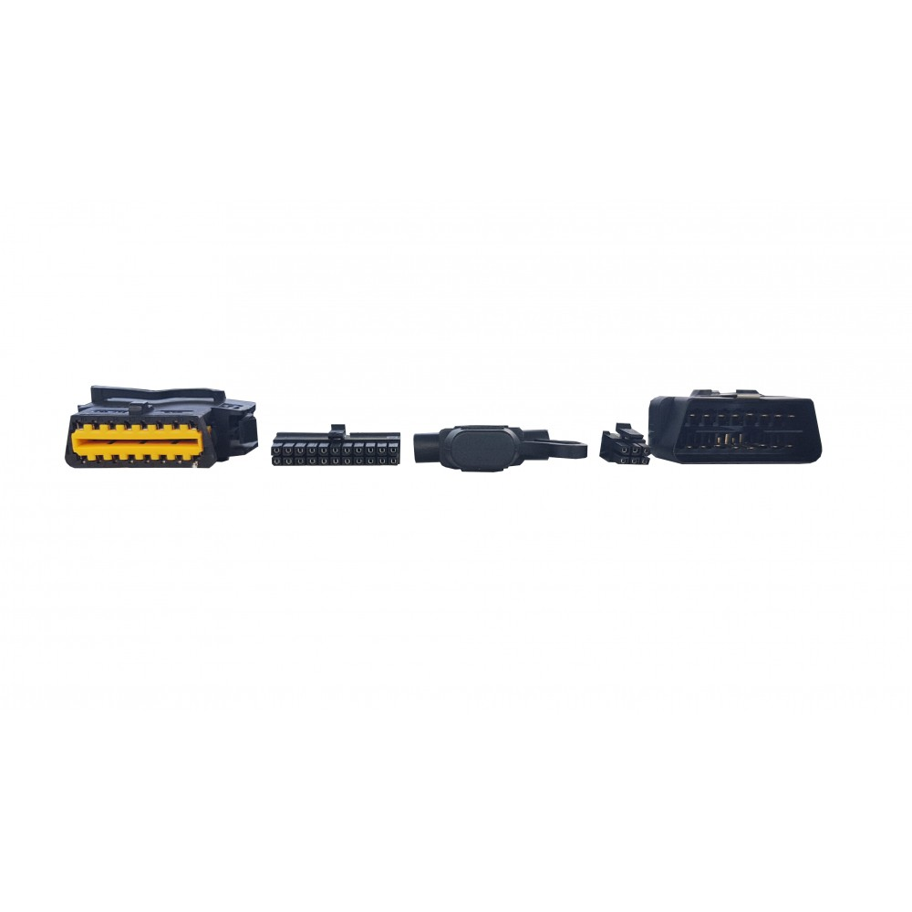 Plug&Play harness for Firewall OBD2 - Renault