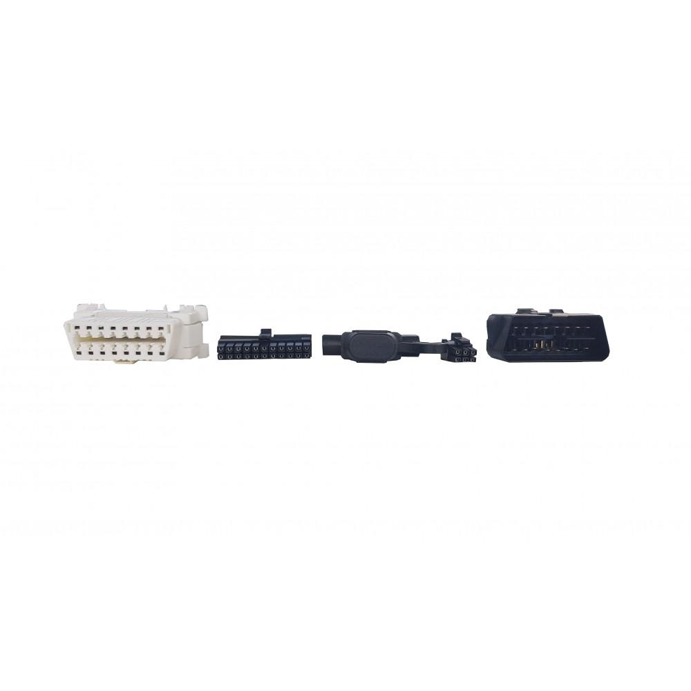 Plug&Play harness for Firewall OBD2 - Toyota