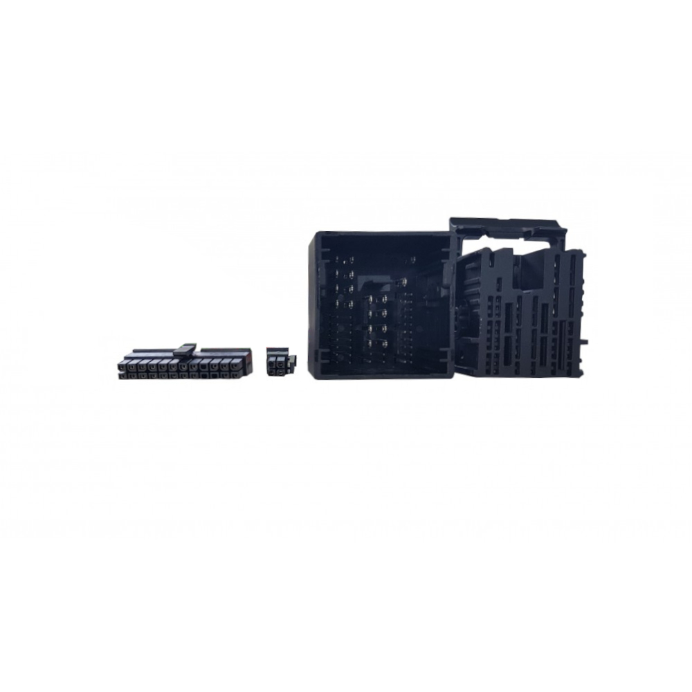 CBL052USPE21 - Plug & Play harness for uDAB interface - PEUGEOT (connector 2018)