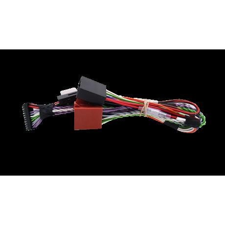 CBL052USUN11 - Plug & Play harness for uDAB interface - FCA - ISO CONNECTOR