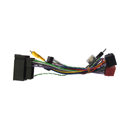 Plug&Play harness for Maestro 2.0 / Maestro 3.0 Blue interface - Fiat/Alfromeo New Connector