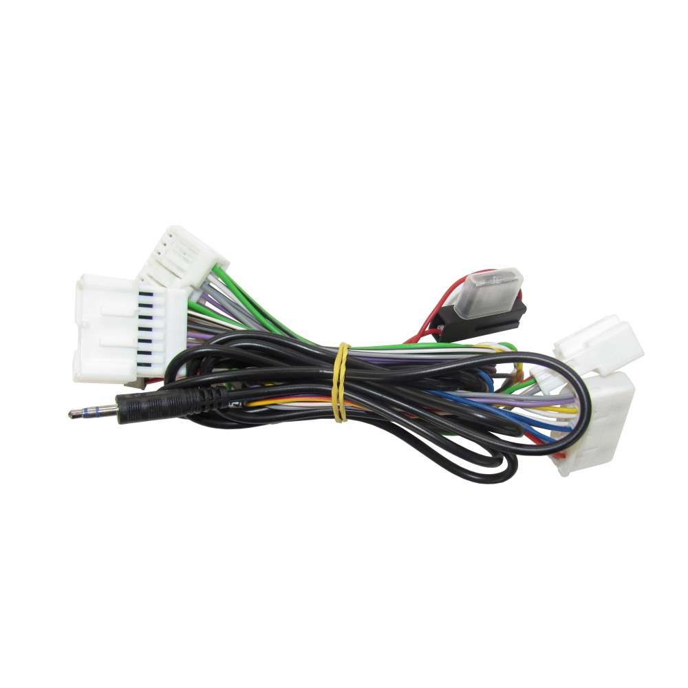 Plug&Play harness for MediaDAB 2.0 / MediaDAB 3.0 Blue / MediaDAB HD interface - Renault OEM