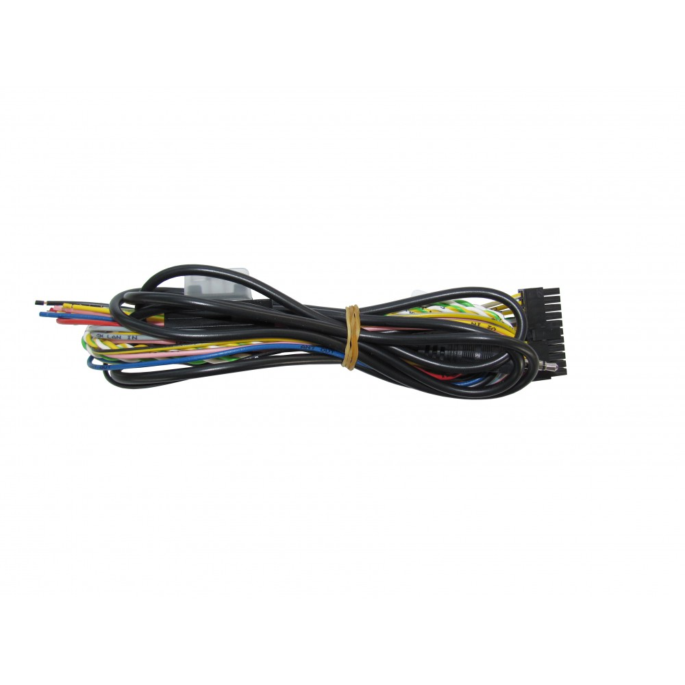 Free Wires Harness for MediaDAB 2.0/MediaDAB HD