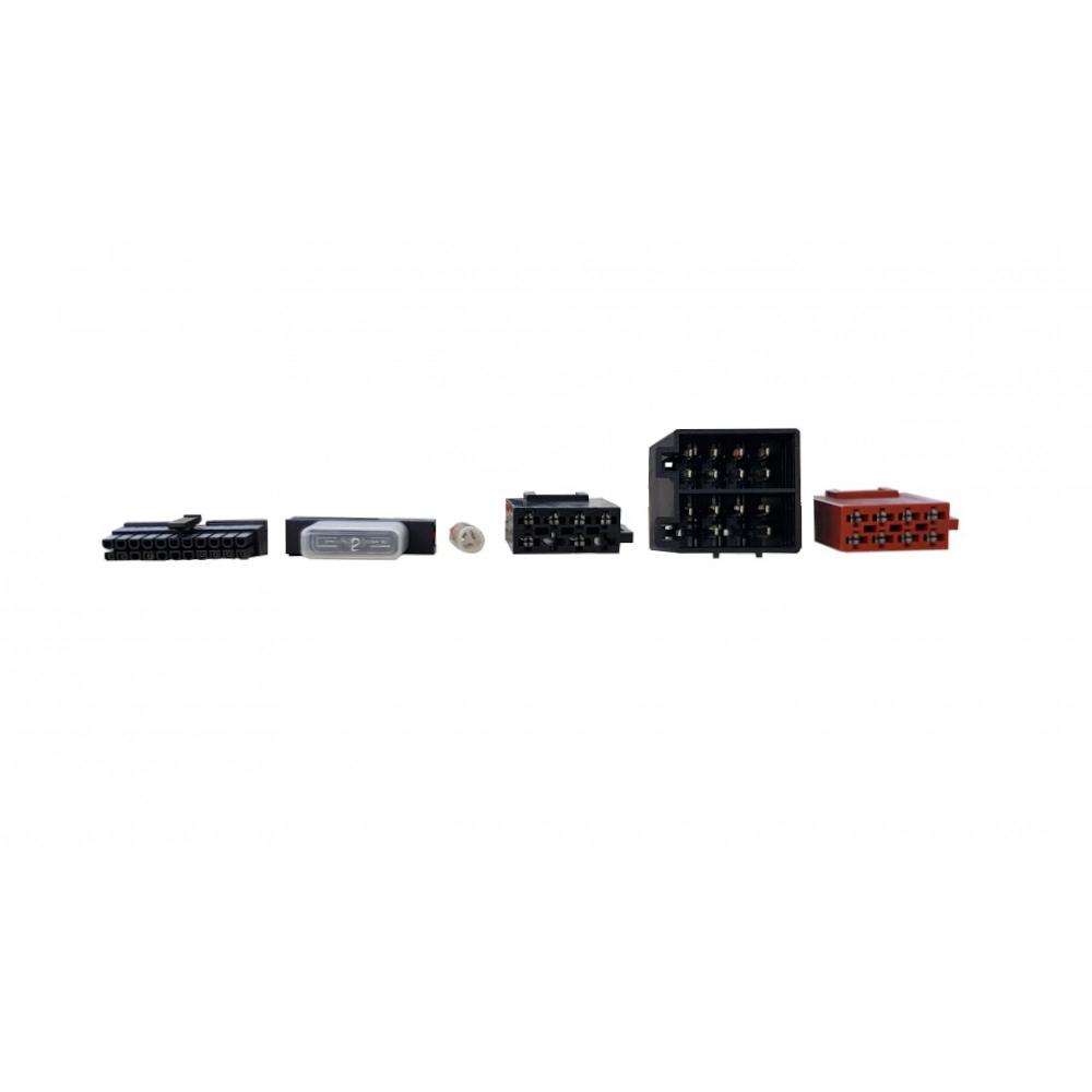Cablaggio Plug&Play per interfaccia MediaDAB 2.0 / MediaDAB 3.0 Blue / MediaDAB HD - Fiat/Alfaromeo