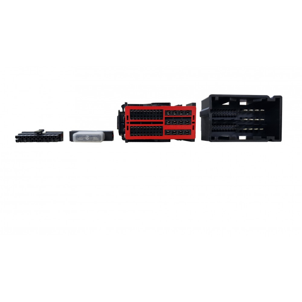 Plug&Play harness for MediaDAB 2.0 / MediaDAB 3.0 Blue / MediaDAB HD interface - Fiat/Alfromeo New Connector