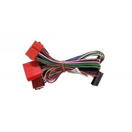 Cablaggio Plug&Play per interfaccia MediaDAB 2.0 / MediaDAB 3.0 Blue / MediaDAB HD - Hyundai (ISO)