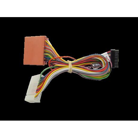 Plug&Play harness for MediaDAB 2.0 / MediaDAB 3.0 Blue / MediaDAB HD interface - Mazda 2015