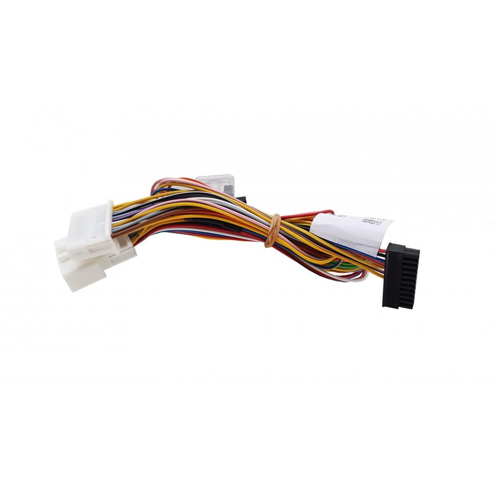 Plug&Play harness for MediaDAB 2.0 / MediaDAB 3.0 Blue / MediaDAB HD interface - Nissan