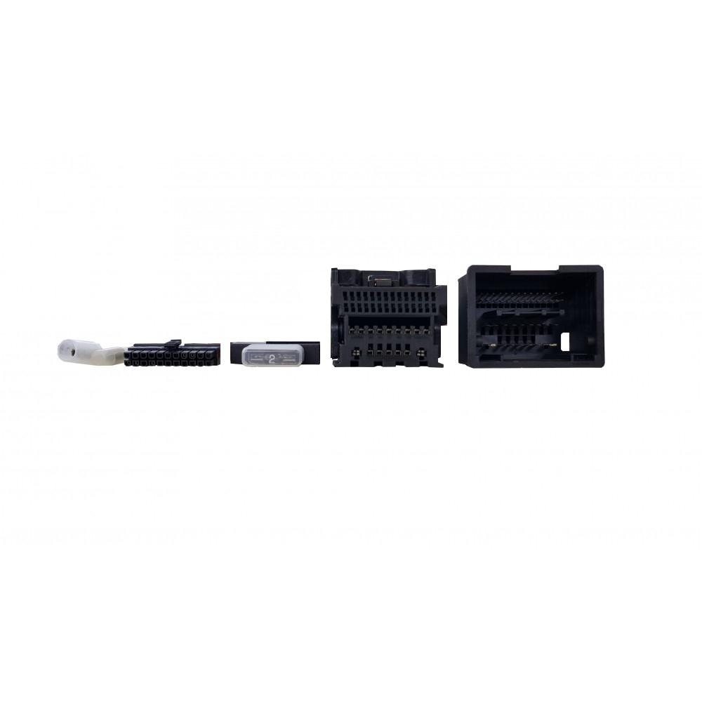 Cablaggio Plug&Play per interfaccia MediaDAB 2.0 / MediaDAB 3.0 Blue / MediaDAB HD - Opel