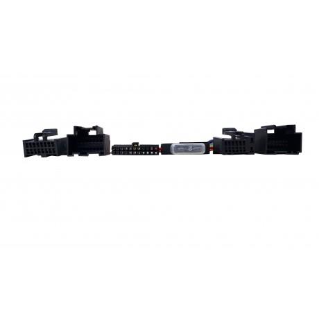 Plug&Play harness for MediaDAB 2.0 / MediaDAB 3.0 Blue / MediaDAB HD interface - Saab
