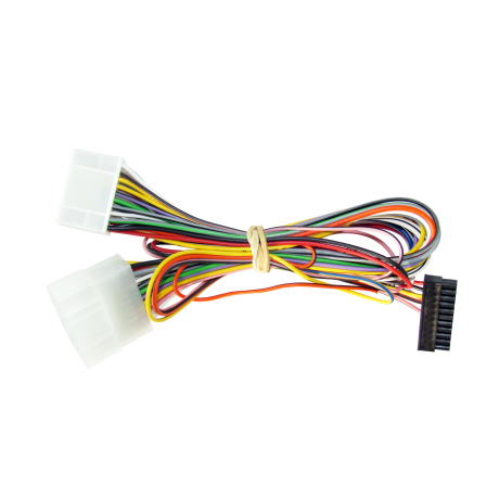 Plug&Play harness for MediaDAB 2.0 / MediaDAB 3.0 Blue / MediaDAB HD interface - Subaru