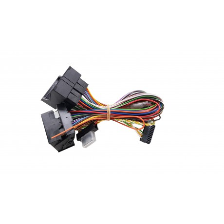 Plug&Play harness for MediaDAB 2.0 / MediaDAB 3.0 Blue / MediaDAB HD interface - Volkswagen 48pin GolfVI