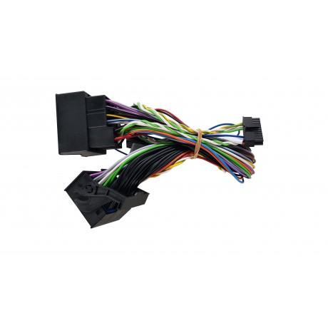 Plug&Play harness for MediaDAB 2.0 / MediaDAB 3.0 Blue / MediaDAB HD interface - Volkswagen 52pin GolfVII