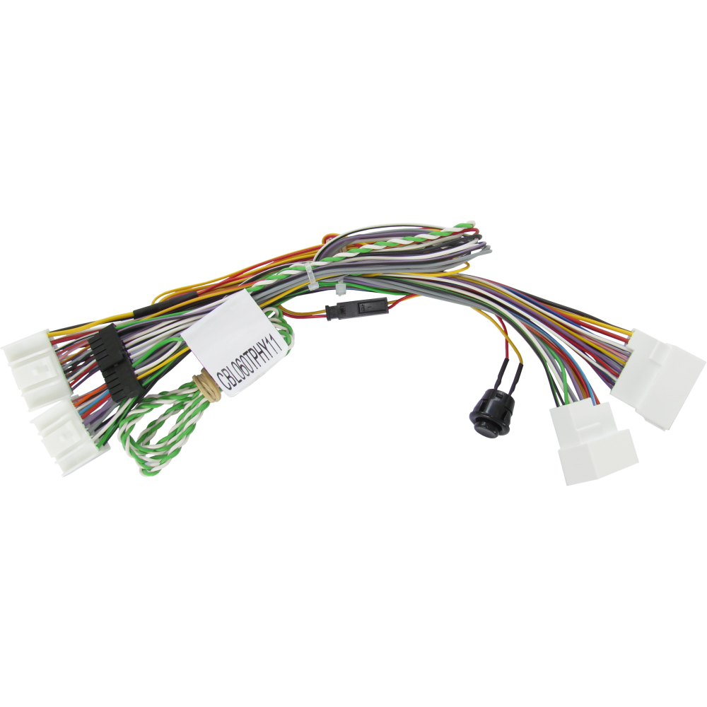 Plug&Play harness for SKT170 interface - Hyundai