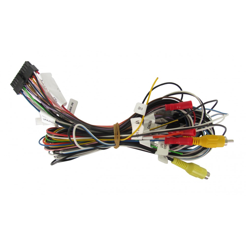 Free Wires Harness for Videotronik
