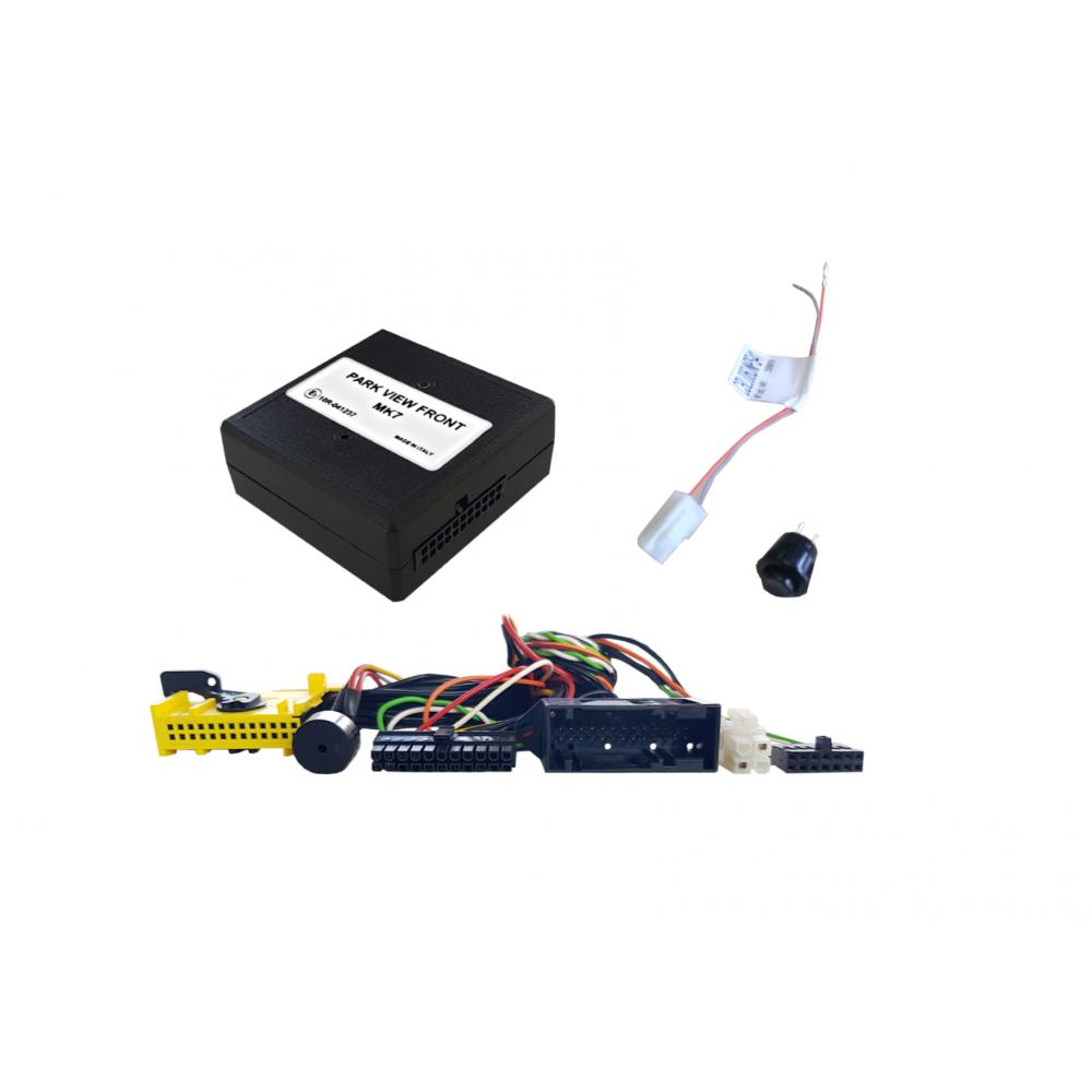 ParkView Front MK7 - Sensori: Laserline