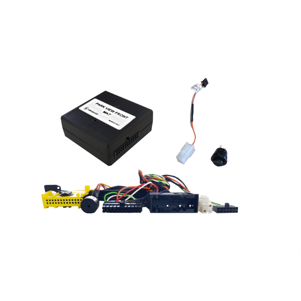 ParkView Front MK7 - Sensors: META