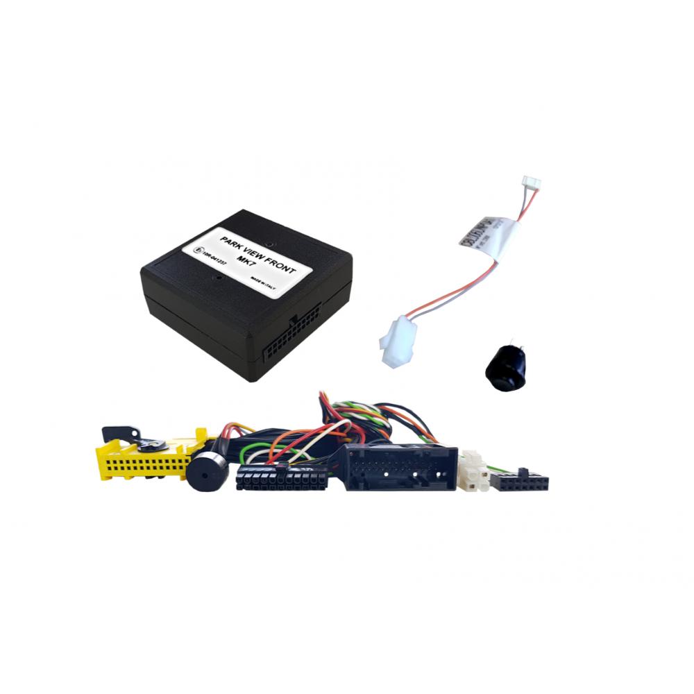 ParkView Front MK7 - Sensori: MED