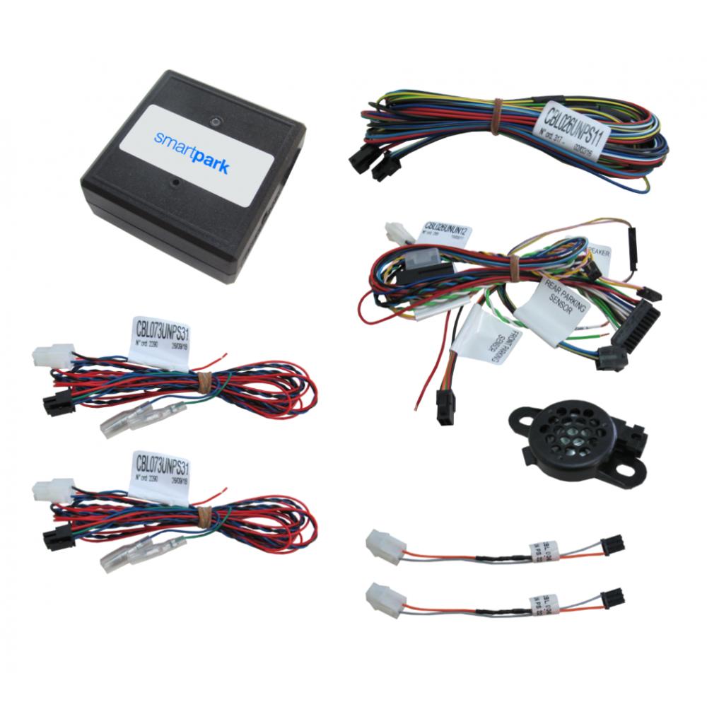 SmartPark (Front+Rear) META