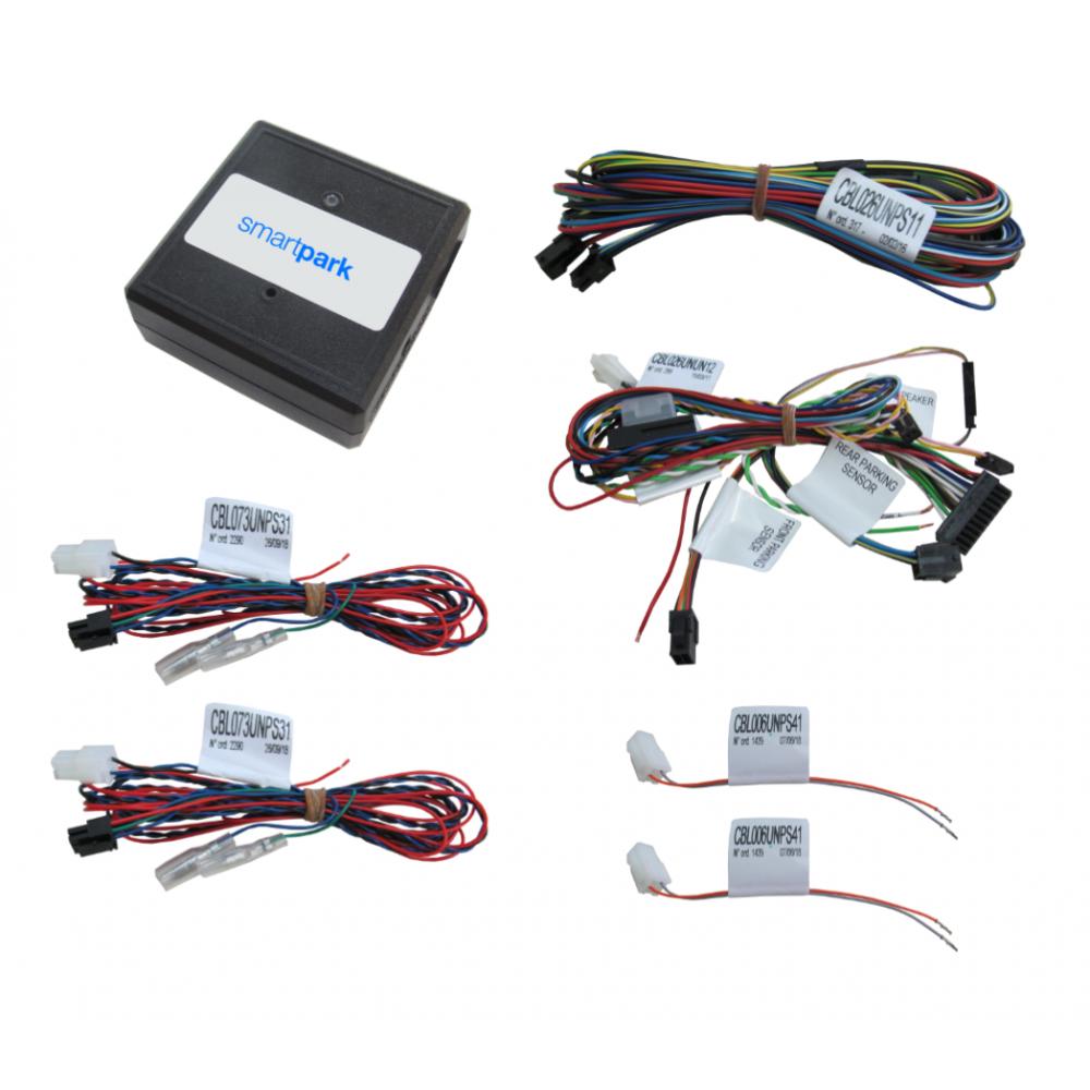 SmartPark (Front+Rear) MED