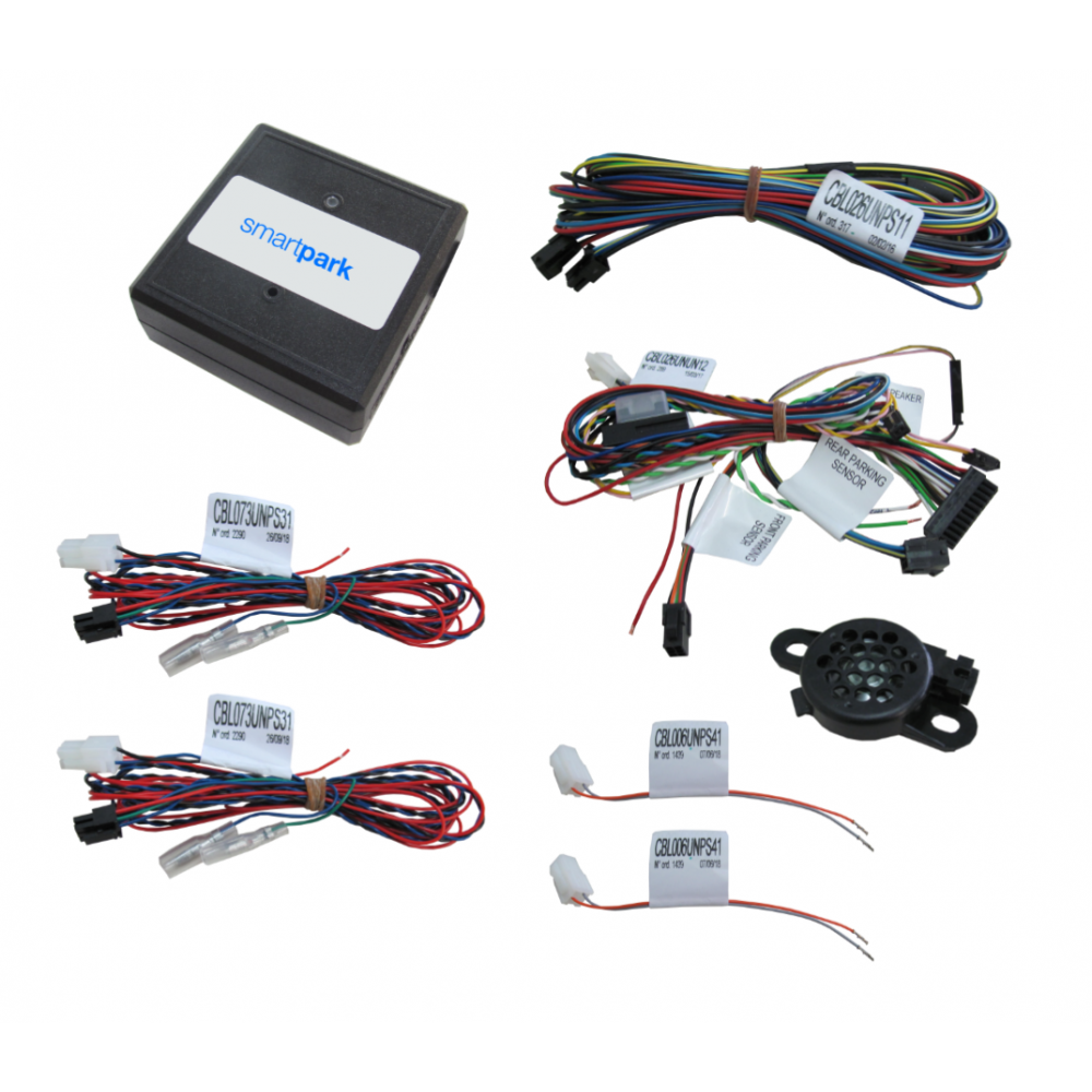 SmartPark (Front+Rear) COBRA