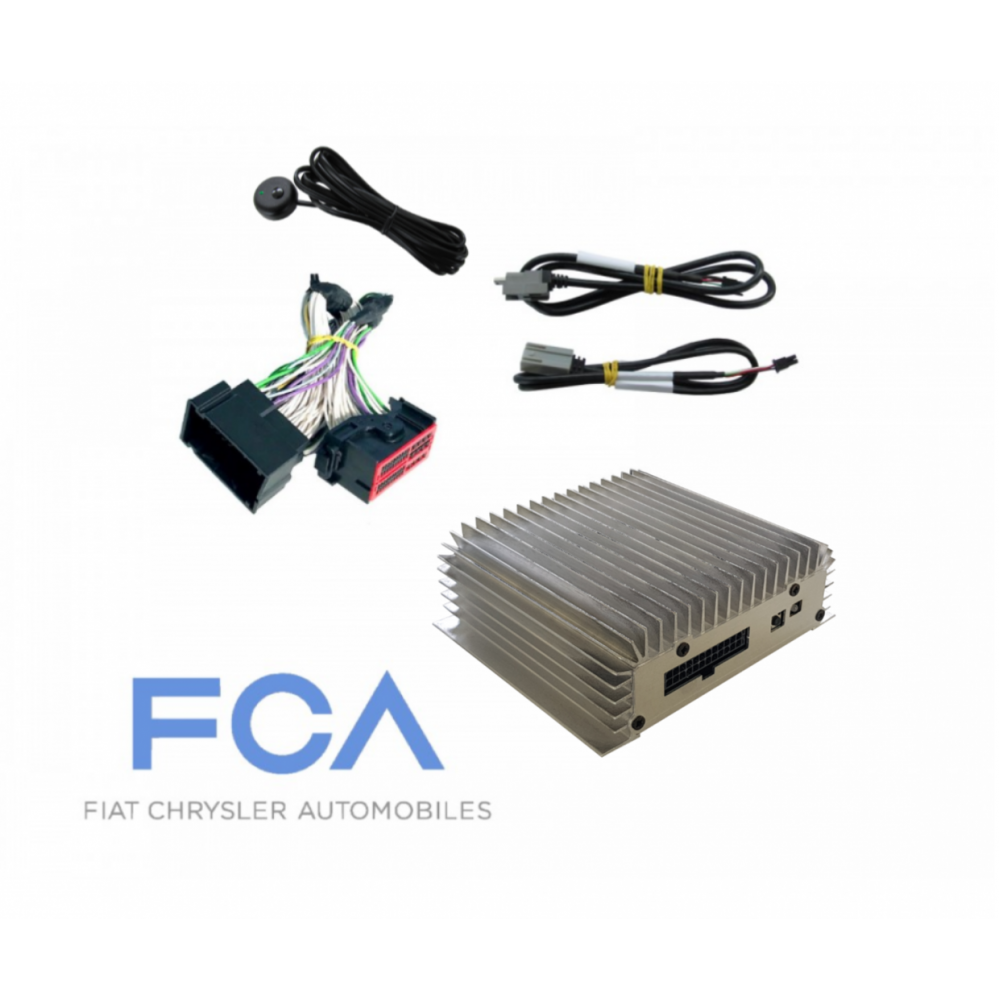 UDAB - KIT052USAR12 - FCA UCONNECT