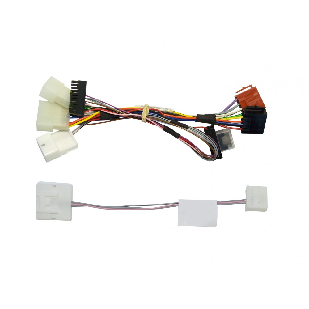 Plug&Play harness for Unico Dual - Toyota II
