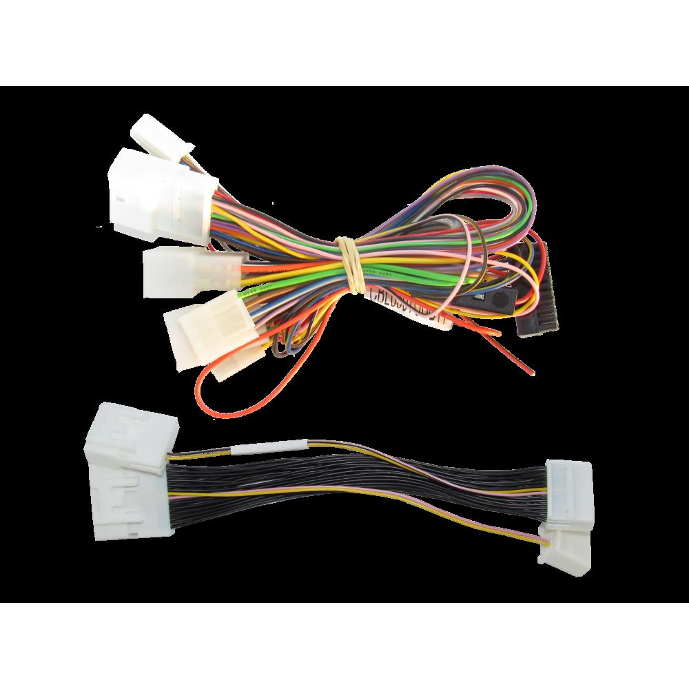 Plug&Play harness for MediaDAB 2.0 / MediaDAB 3.0 Blue / MediaDAB HD interface - Toyota II