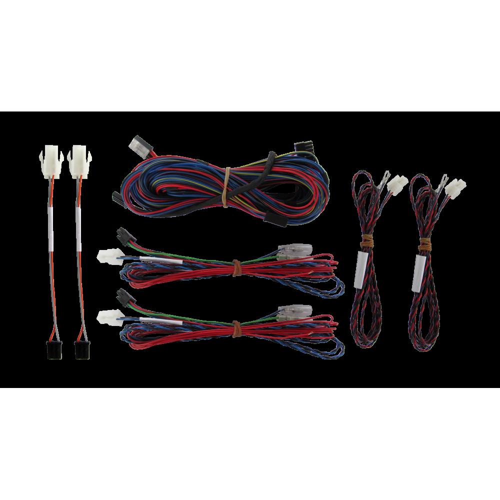 Kit cablaggi per Videotronik 2.0 e sensori di parcheggio Meta anteriori+posteriori