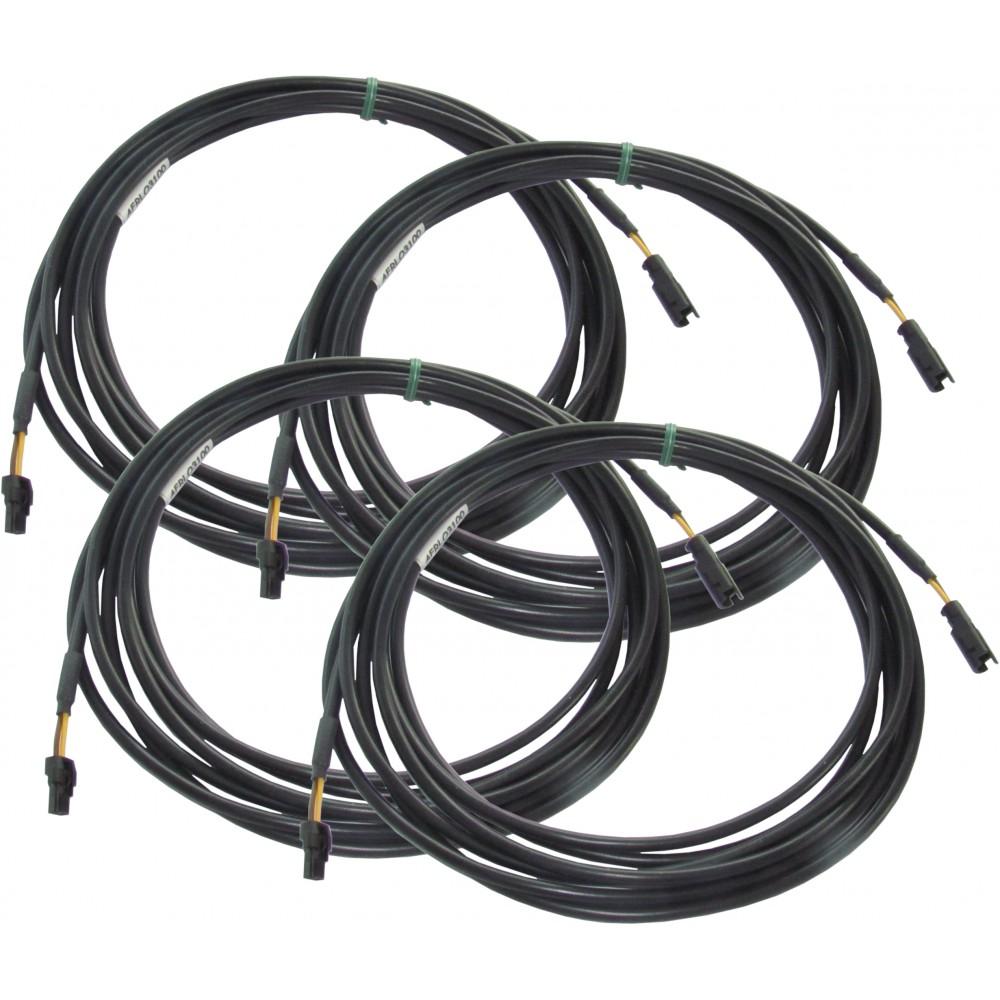 Flat Parking Sensor Cable Extender Kit