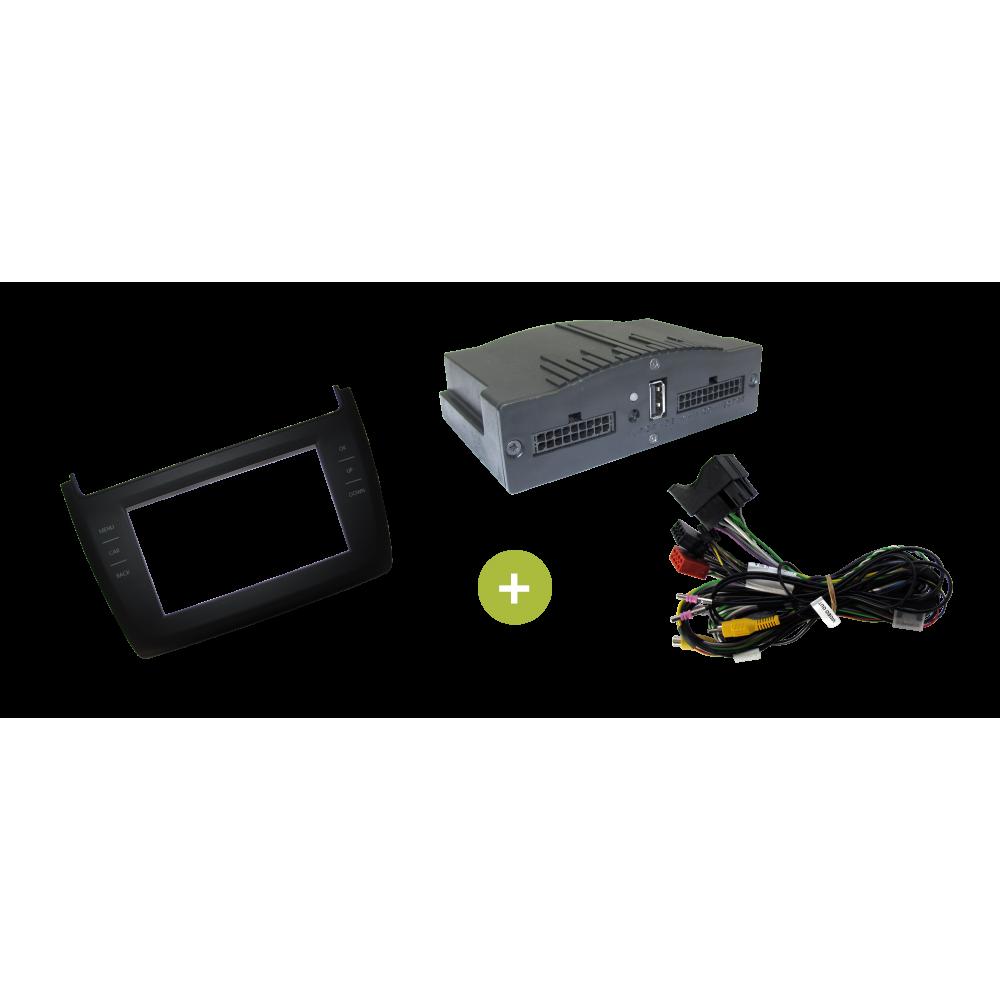 Videotronik 2.0 - Special Kit VW Polo 2015 - Lingua: Inglese