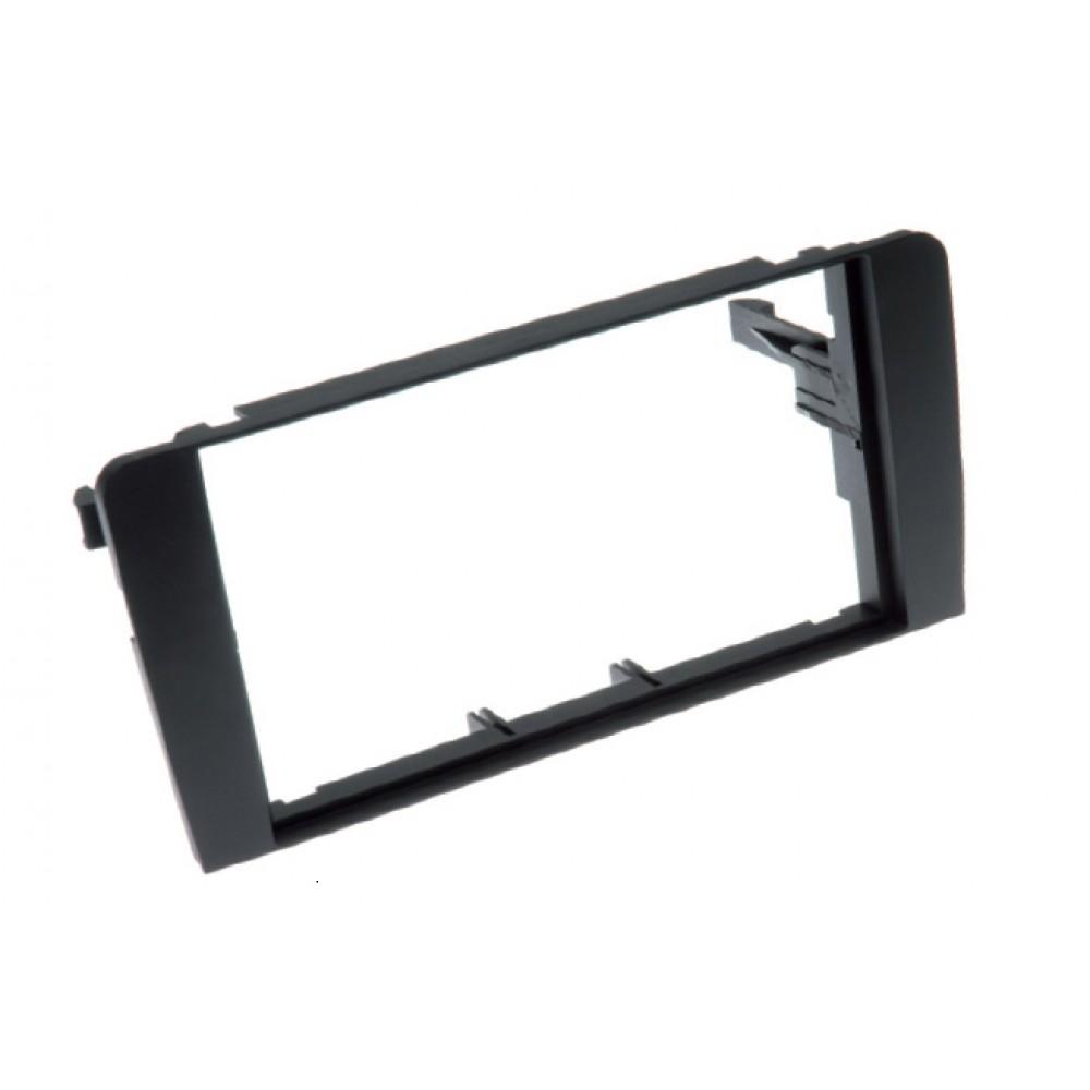 Radio Frame - Audi A3 - 2DIN - Color: Black