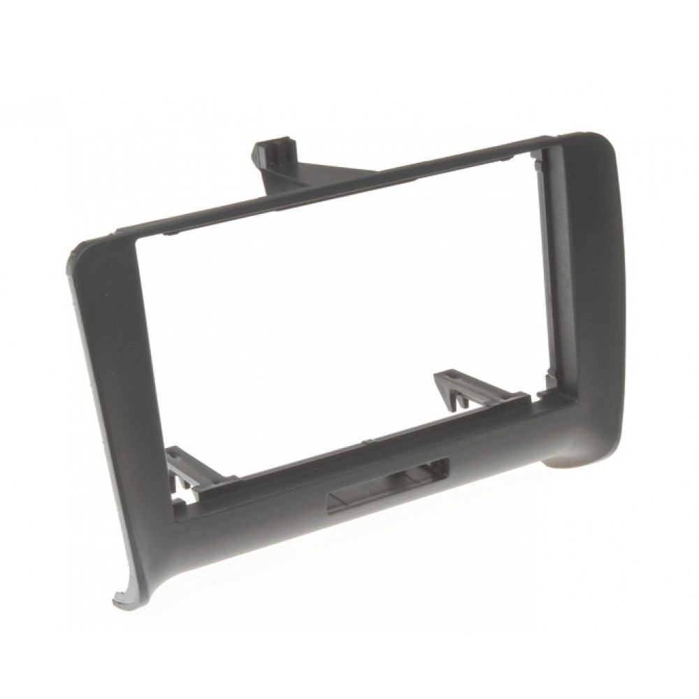 Radio Frame - Audi TT - 2DIN - Color: Black