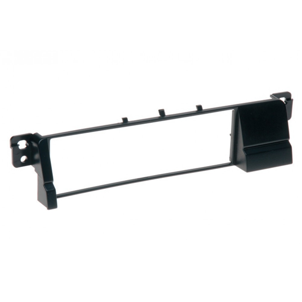 Radio Frame - Bmw Series 3 - 1DIN - Color: Black