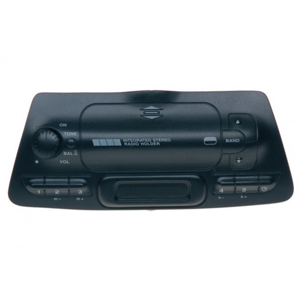 Radio Frame - Fiat Brava - 1DIN - Color: Black