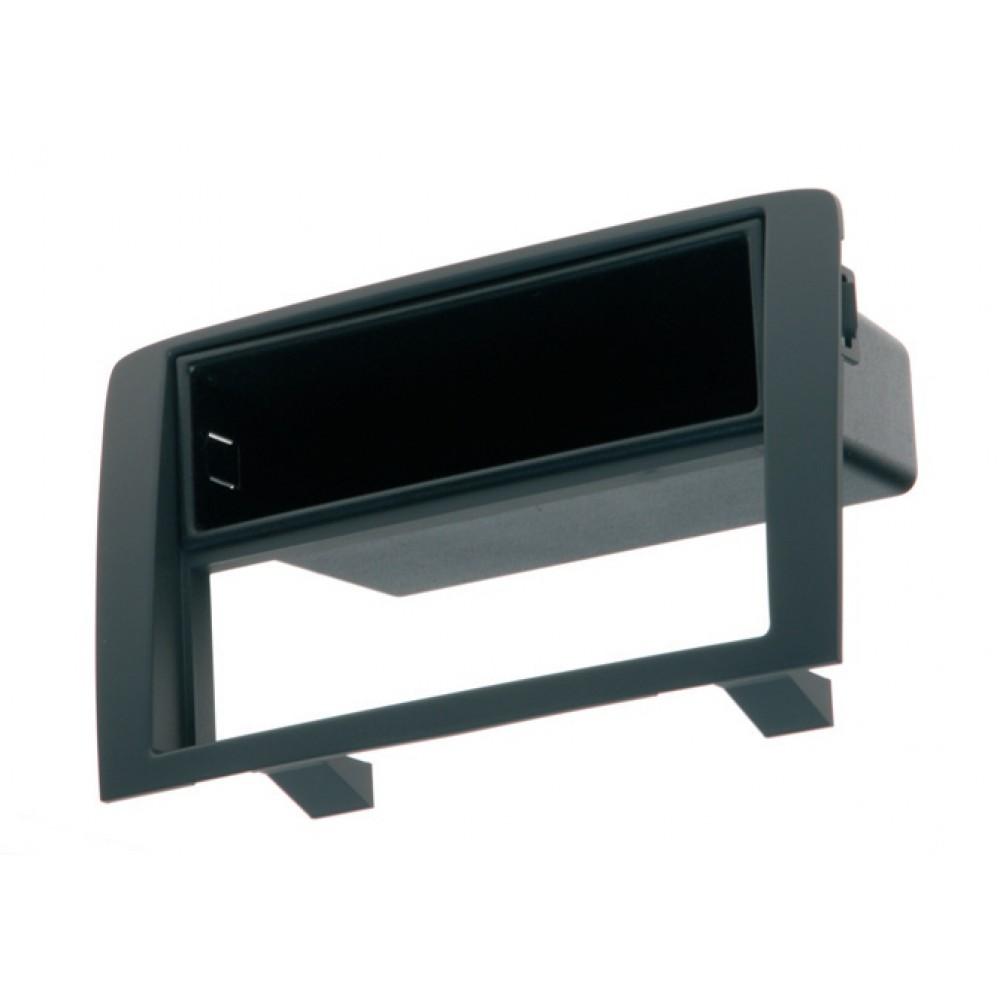 Radio Frame - Fiat Idea - 2DIN - Color: Grey