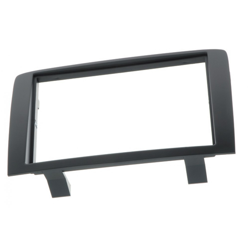 Radio Frame - Fiat Idea - 2DIN - Color: Grey