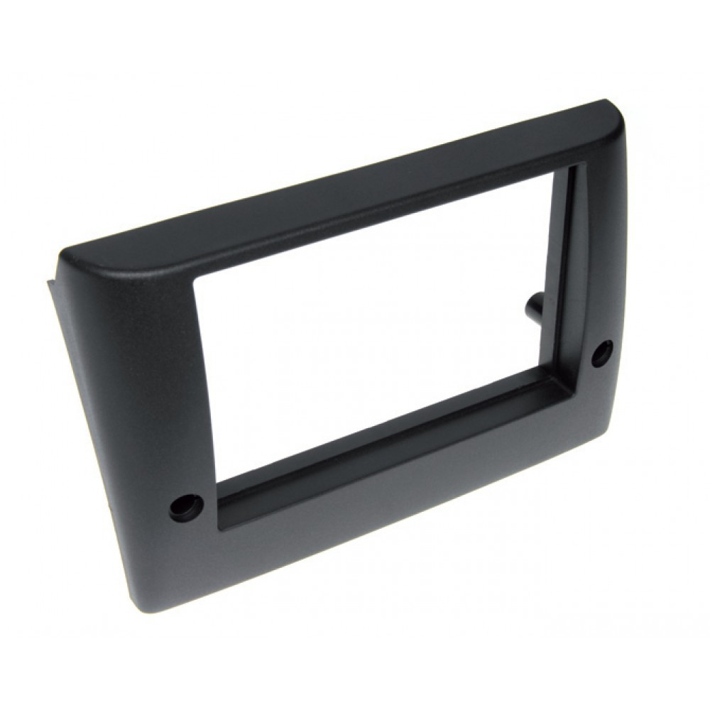 Radio Frame - Fiat Stilo - 2DIN - Color: Black