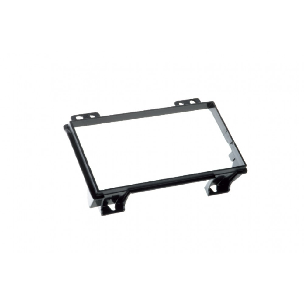 Radio Frame - Ford Fusion - 2DIN - Color: Black