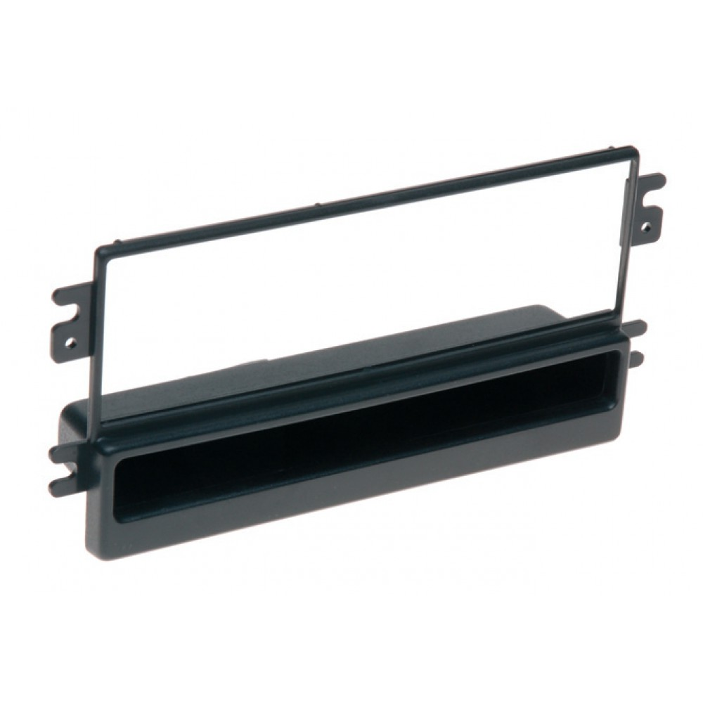 Radio Frame - Kia Carnival - 2DIN - Color: Black